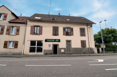 Local 70m2 Saverne *Murs commerciaux*